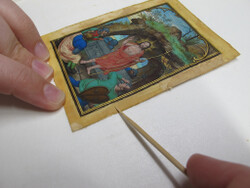 A leaf of the 'Rosarium Psalter,' illustrated by Flemish artist Simon Bening (1483-1561)