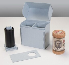 Cylinder Box - Available from University Products