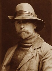 Edward S. Curtis 1899, Photo courtesy of Northwestern University Library.