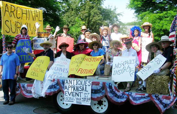 "Fourth of July Parade - ""Archival Survival!"""