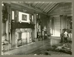 The North Room at Sagamore Hill
