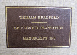 William Bradford of Plimouth Plantation