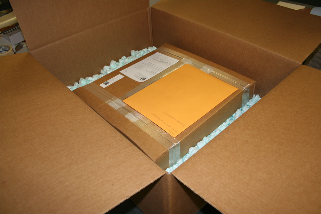 Packing and Shipping Paper Artifacts — NEDCC