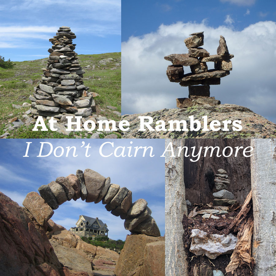 Album Cover - At Home Ramblers