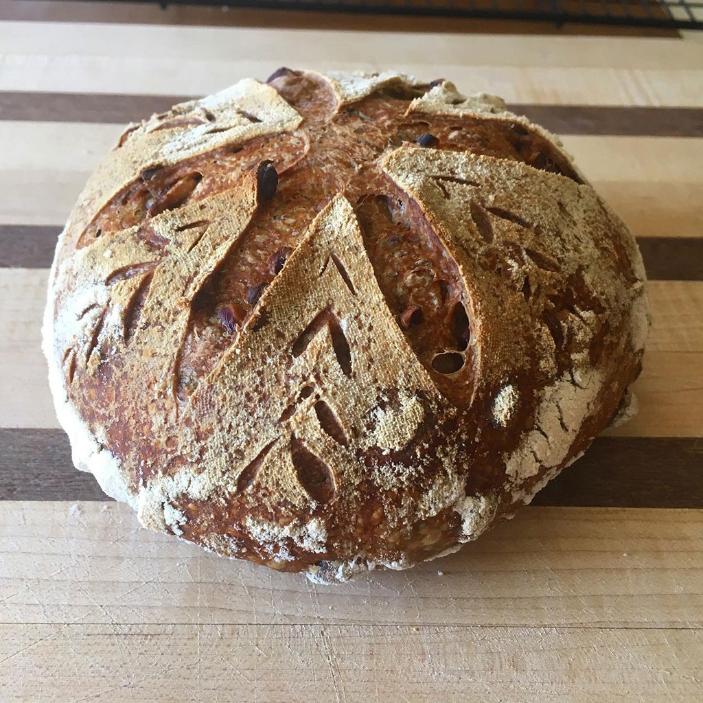 Sourdough supreme