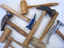 old-hammers