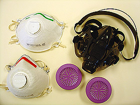 Expmold Respirators